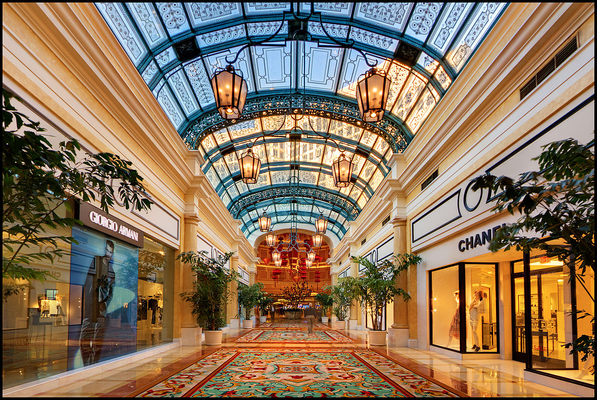 Getting some Retail Therapy in Las Vegas is a popular activity for many these days